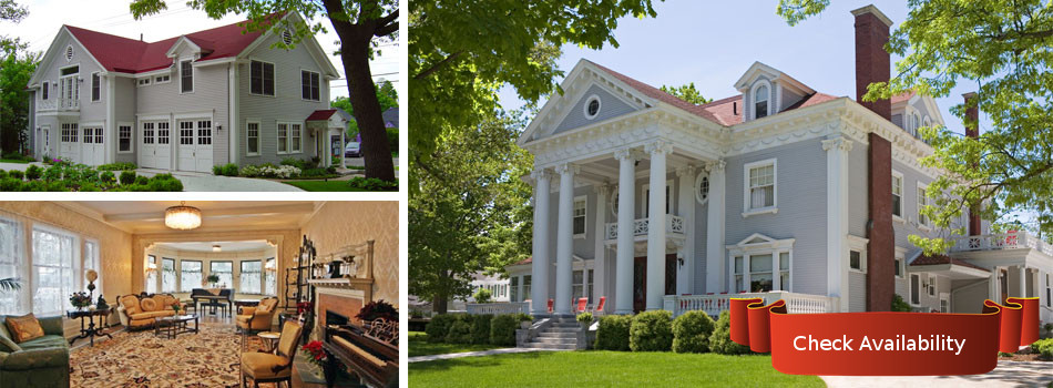 Traverse City, Michigan - Bed and Breakfast - Wellington Inn
